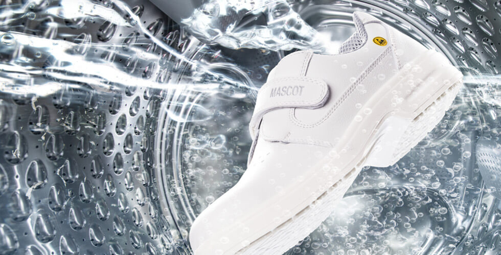 MASCOT® FOOTWEAR CLEAR - Turvajalkineet, washing maschine