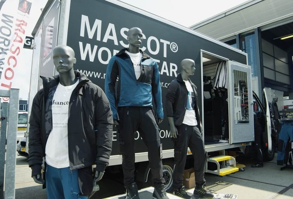 MASCOT® Mobile Showroom - Auto